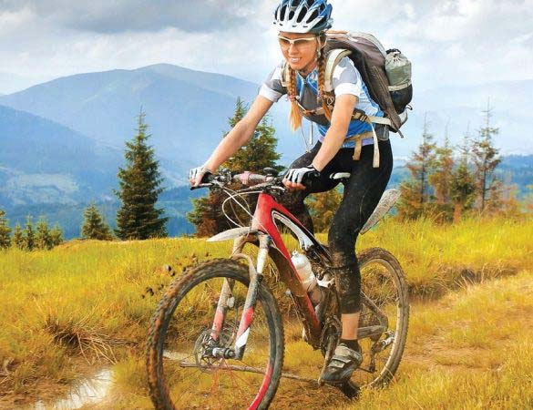Biking Virginia's Blue Ridge Mountains
