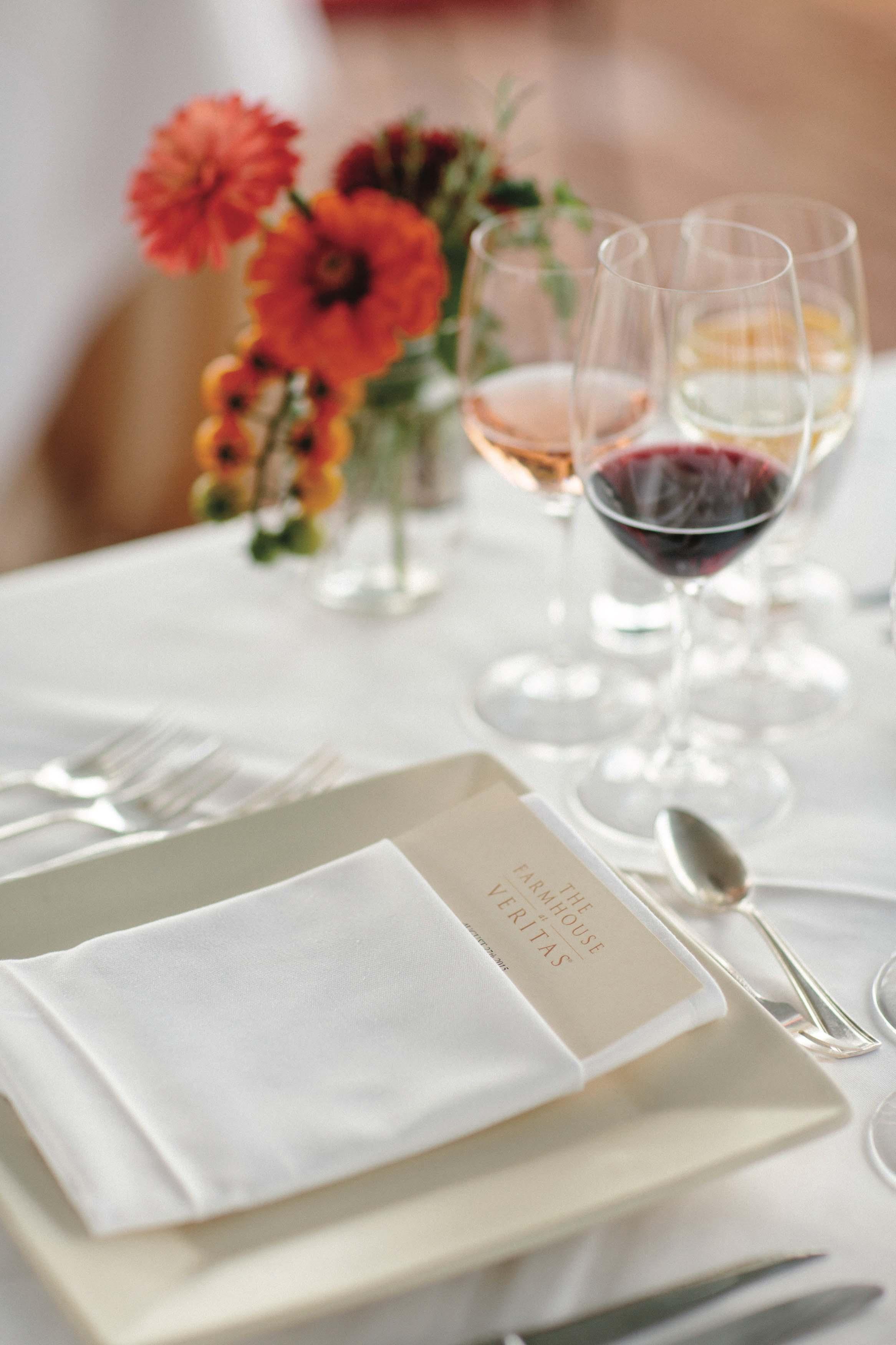 Veritas, Afton, Wineries, Vineyards Central VIrginia