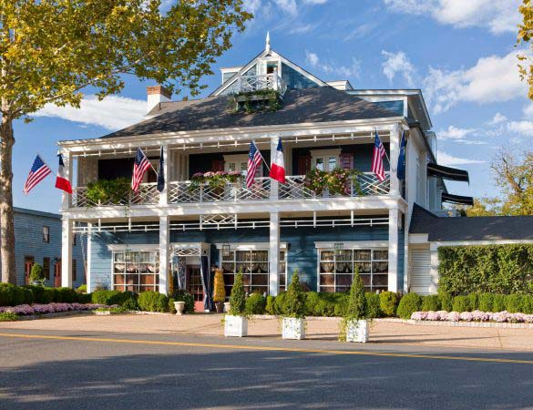 The Inn at Little Washington Recognized as Fifth Best Restaurant in the World