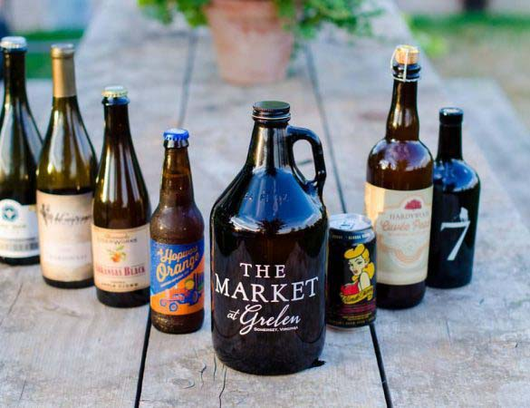 Root Cellar Bottle Club Returns to The Market at Grelen