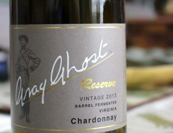 Gray Ghost Chardonnay