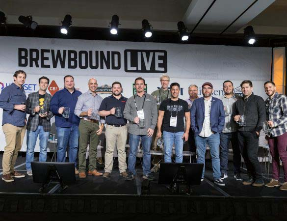 New Realm Brewing Named Rising Star at Brewbound Awards