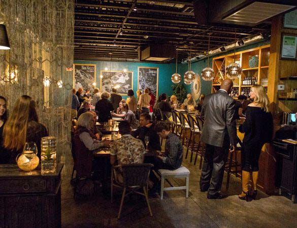 Press Wine Bar Opens in Virginia Beach