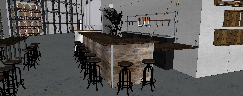 Lost Boy Cider tasting room