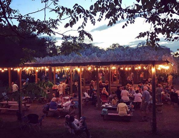 Summer Nights at Chisholm Vineyards