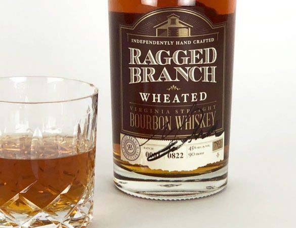 Ragged Branch Distillery Wheated Bourbon Cocktail