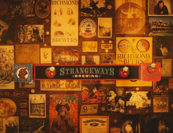 Strangeways Brewing Confirms Third Location