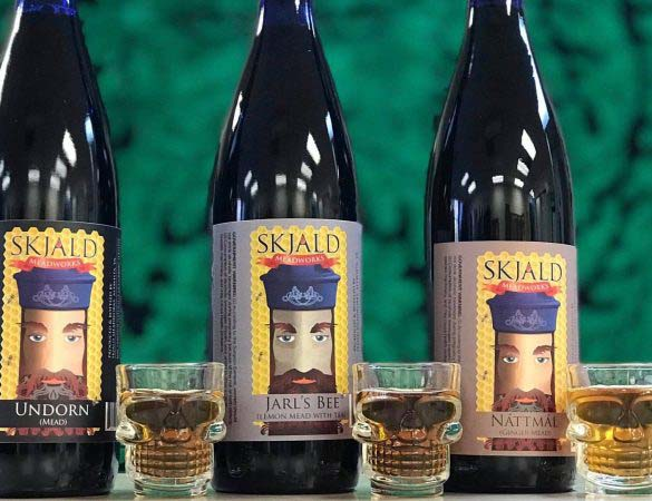 Skjald Meadworks Opens as Charlottesville's First Meadery