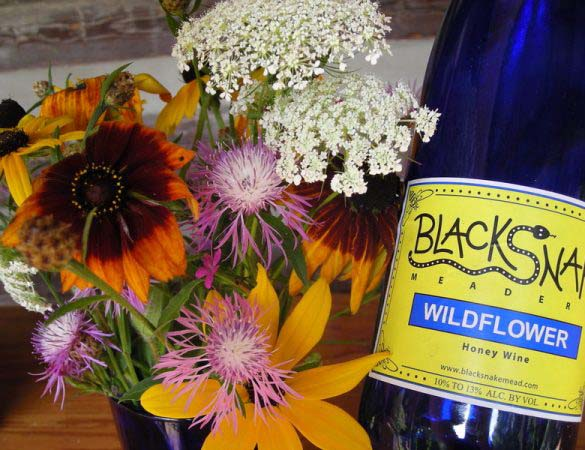 Honey Wines at Blacksnake Meadery