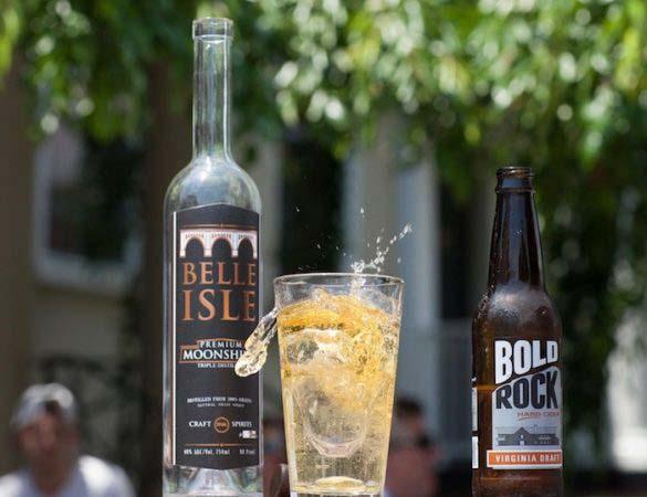 Virginia Moonshine Cocktail Recipes