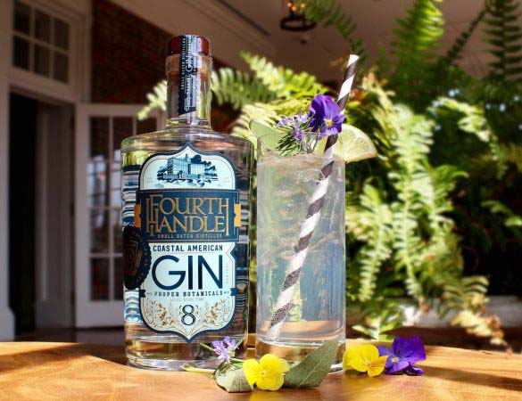 Tarnished Truth Introduces Fourth Handle Gin