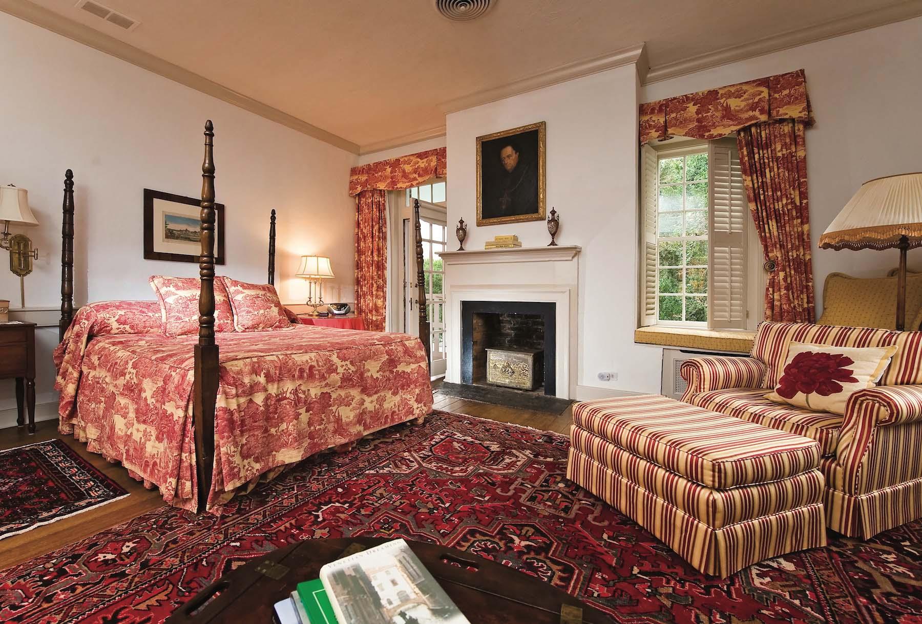 1804 Inn & Cottages, Barboursville Vineyards