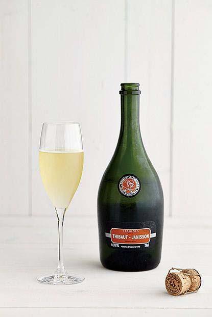Blanc de Chardonnay, Thibaut – Janisson Winery