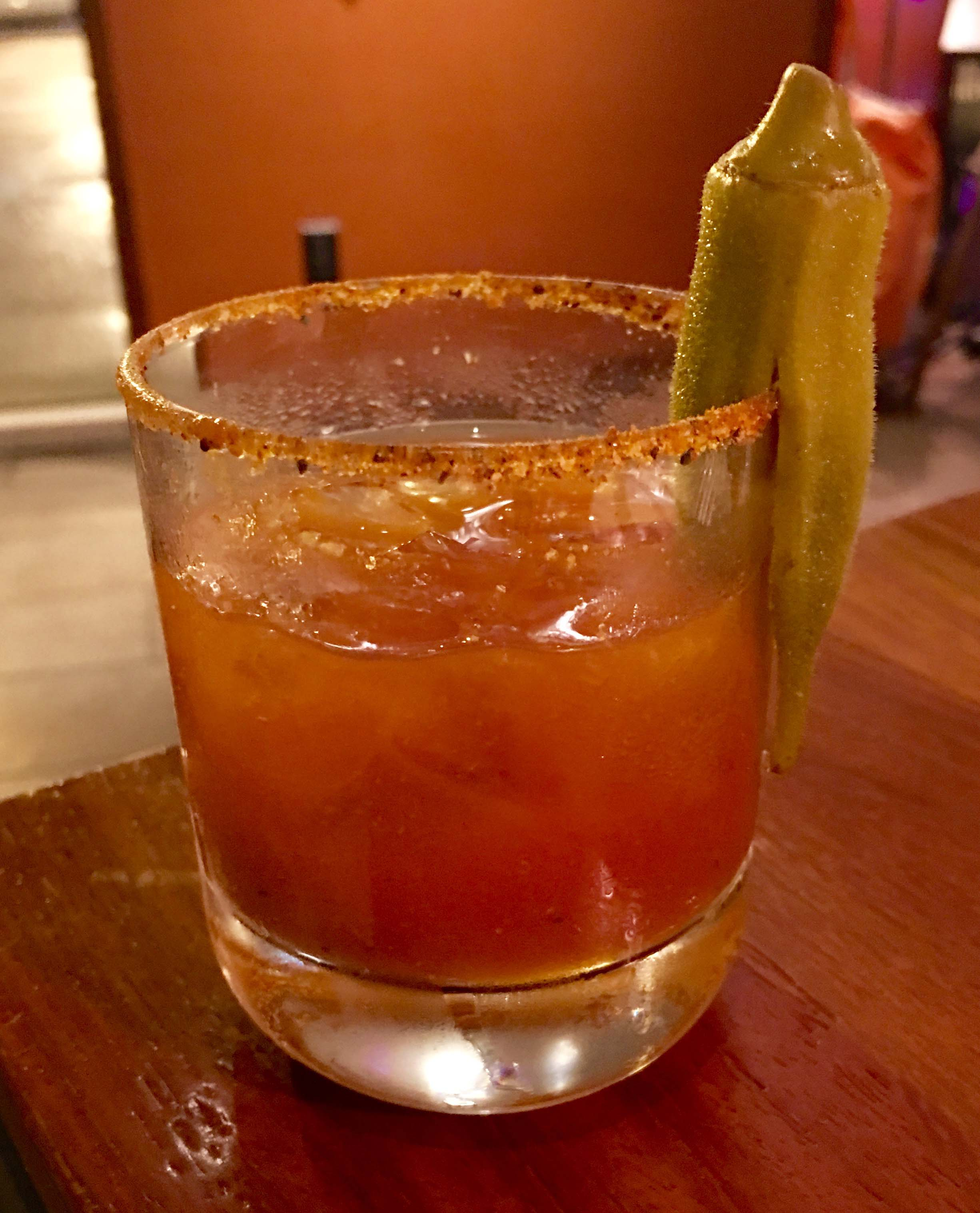 Bloody Mary, Copper and Oak Craft Spirits