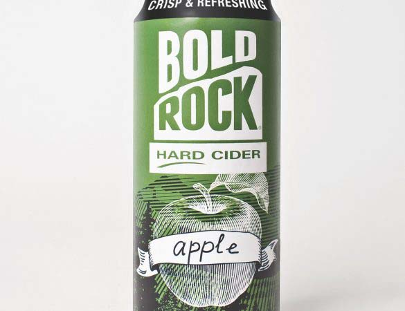 Bold Rock Hard Cider Releases New Cans
