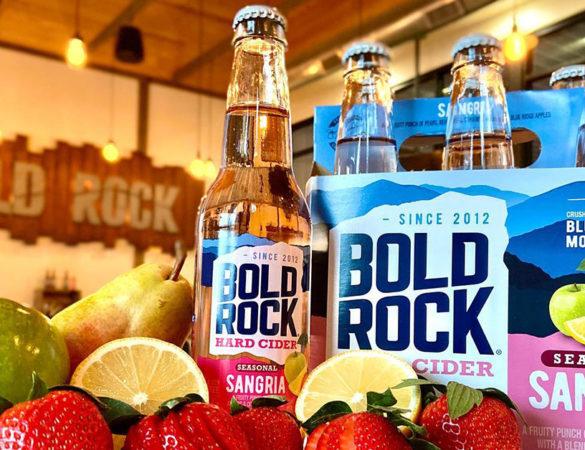 Bold Rock Hard Cider Releases Winter Sangria