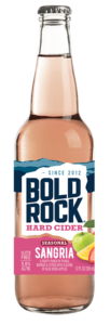 Bold Rock-Sangria bottle