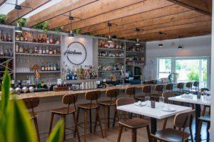 Heirloom bar interior