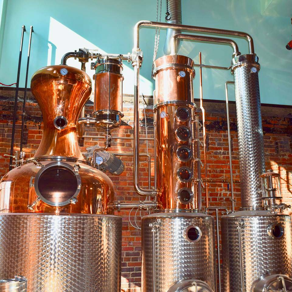 Caiseal Distillery at The Vanguard