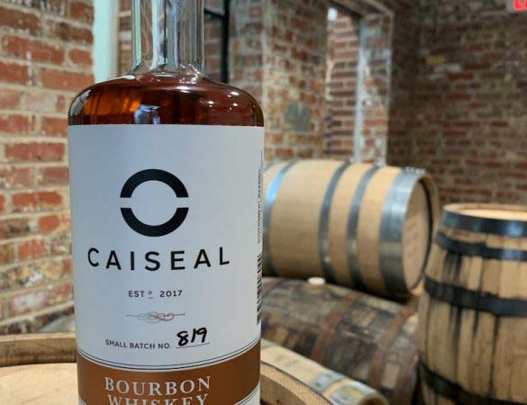 The Vanguard Releases New Caiseal Bourbon
