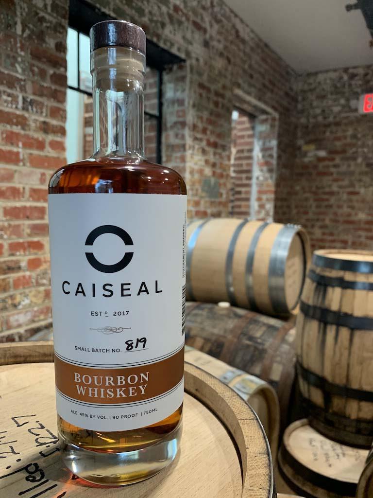 Caiseal Bourbon