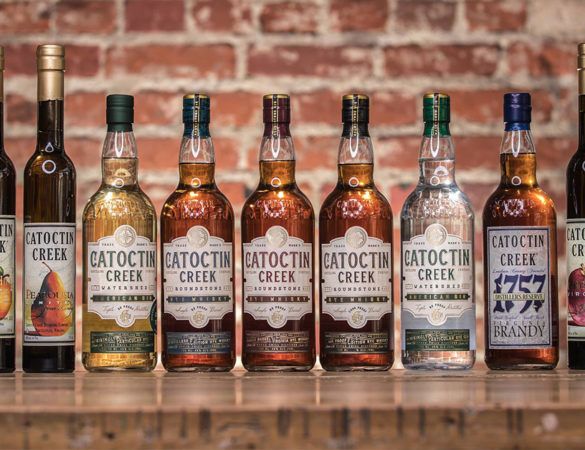 Catoctin Creek Distilling Company to Release Peach Barrel Select Rye Whisky