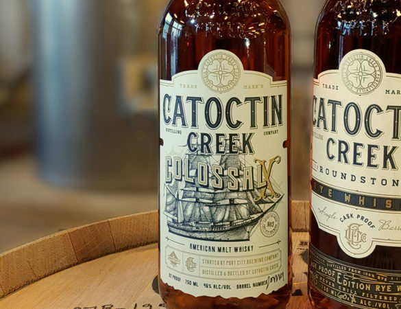 Virginia Brewery and Distillery Collaborate for New Releases