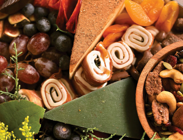 Playing with Your Food: Charcuterie Boards