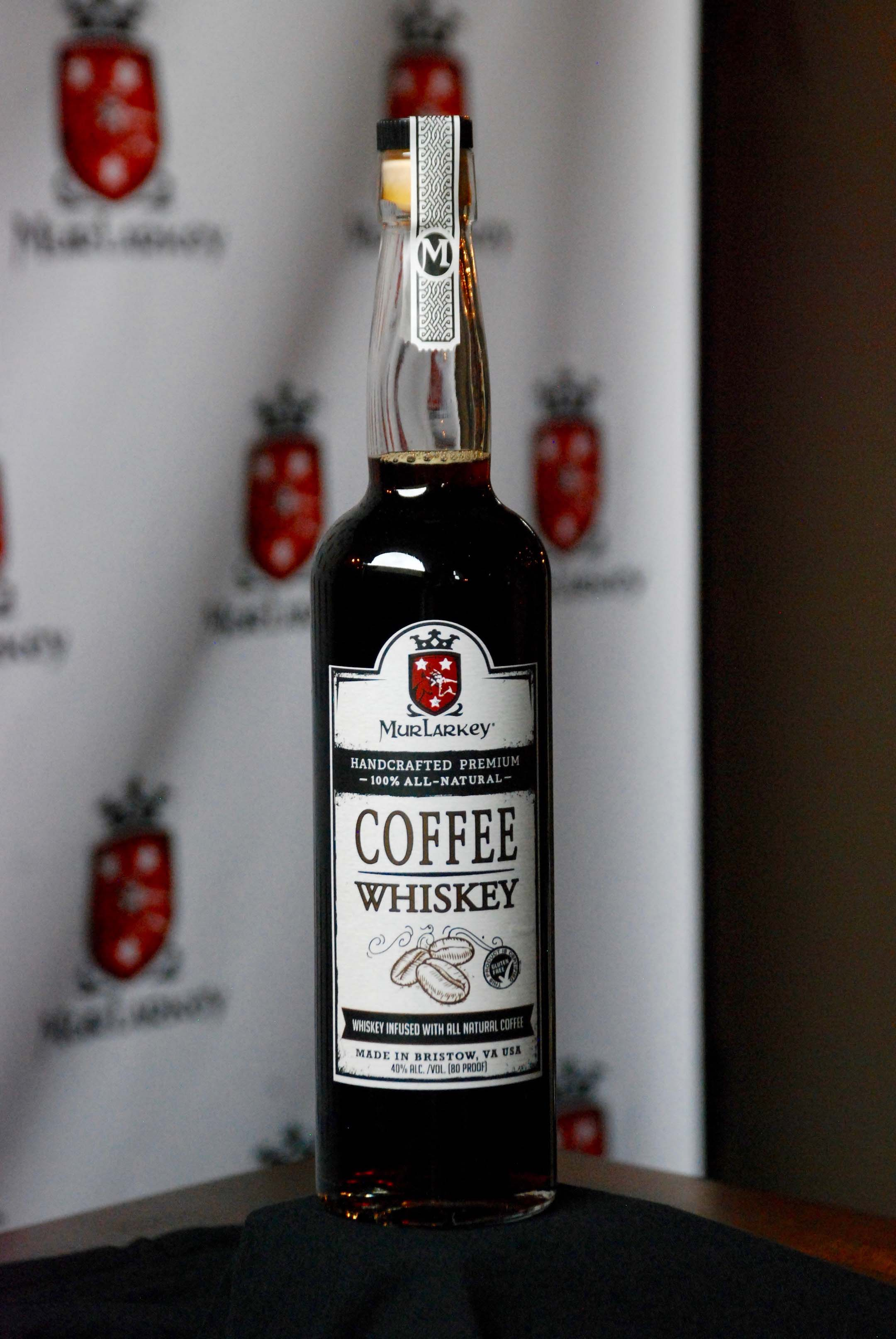 Coffee Infused Whiskey, MurLarkey Distilled Spirits