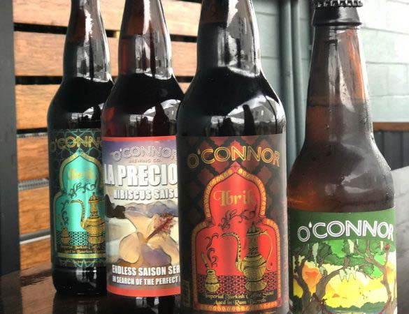 O'Connor Brewing Co. Wins Four Medals in the Alltech Commonwealth Craft Beer Cup