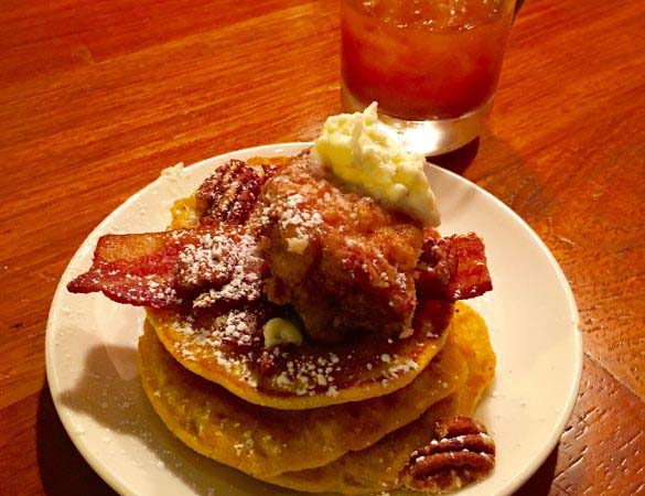 Tupelo Honey Pairs Dinner with Copper and Oak Spirits