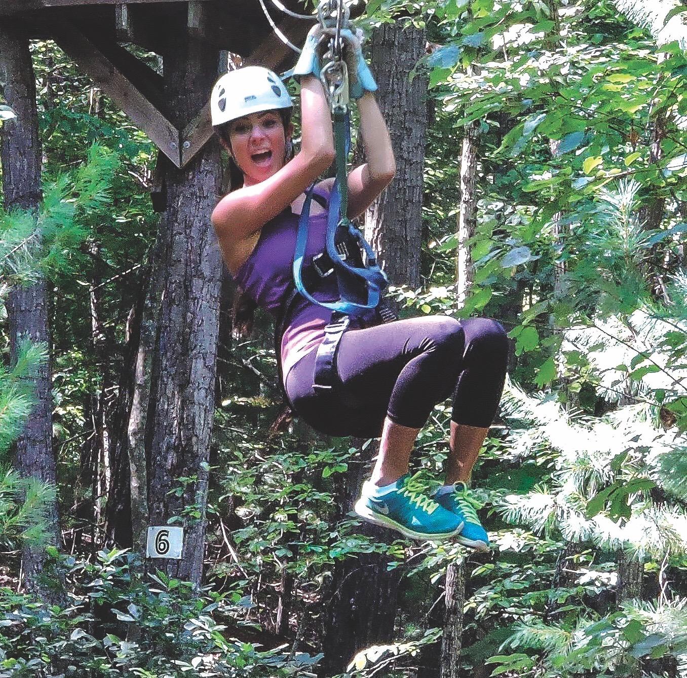 Bear Mountain Ziplines, Lurray