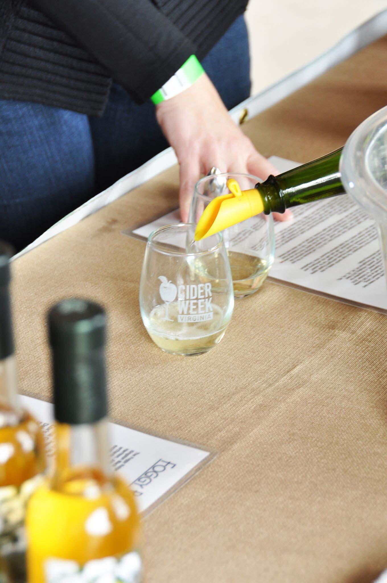 Virginia Cider Week, Cider Events