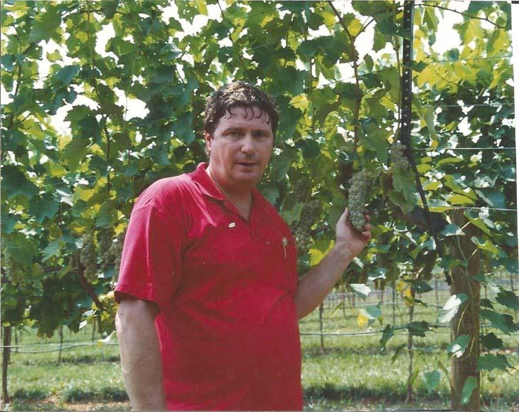 Dennis Horton, Horton Vineyards