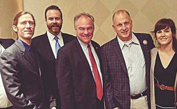Virginia Distillers Association Meets For Tax Reform