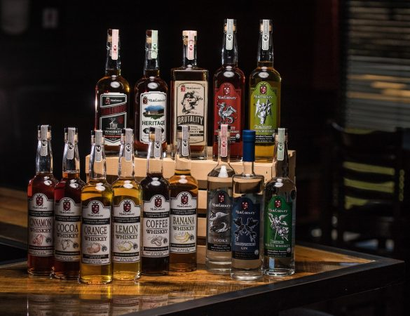 MurLarkey Awarded at Judging of Craft Spirits Event