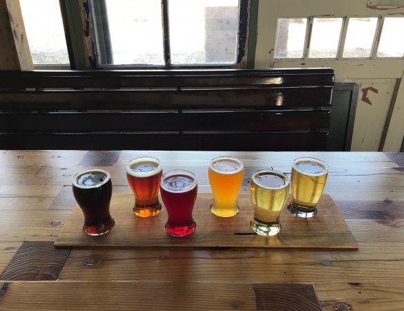 Blacksburg's Rustic and Inviting Rising Silo Brewery