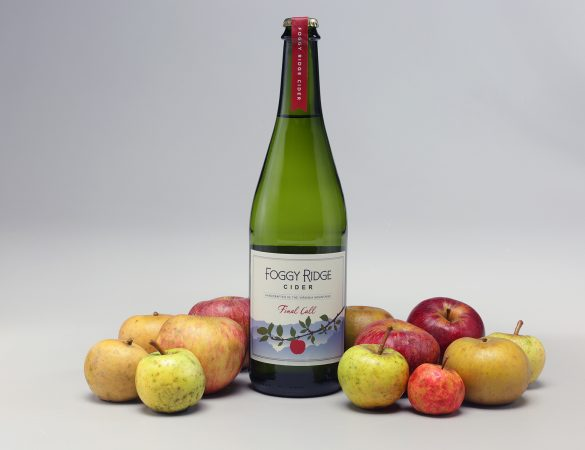 Foggy Ridge Cider Winter Squash Gratin Recipe & Pairing