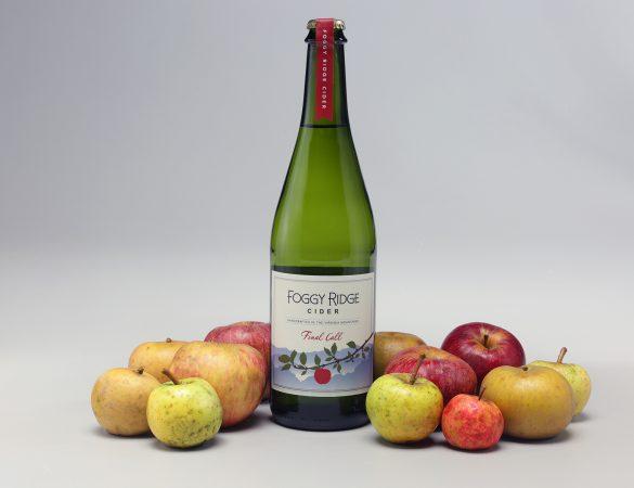 Foggy Ridge Cider Winter Squash Gratin Recipe & Pairing