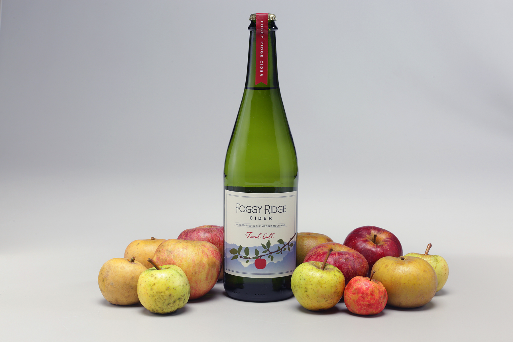Foggy Ridge Cider Thanksgiving Recipe and Pairing