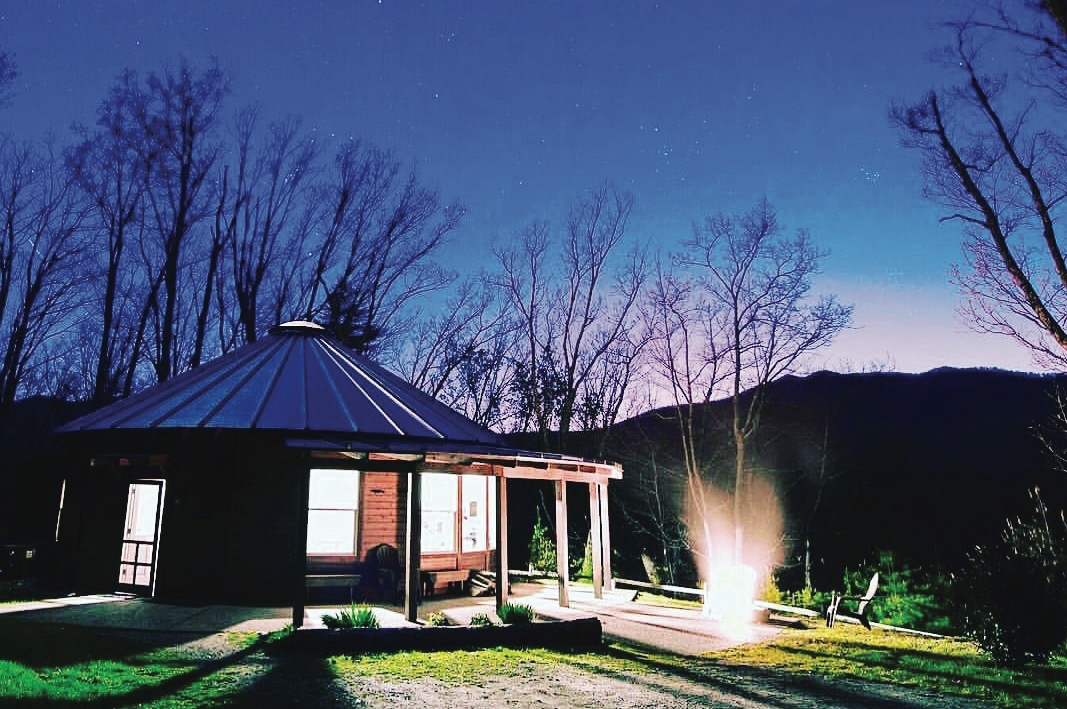 Glamping places in Virginia