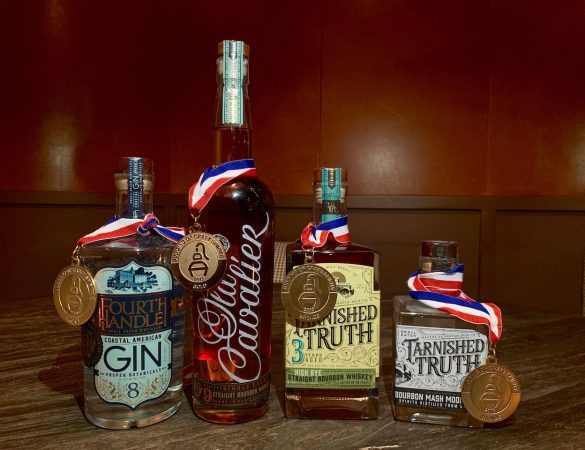 Tarnished Truth Wins at Worldwide Craft Spirits Competition