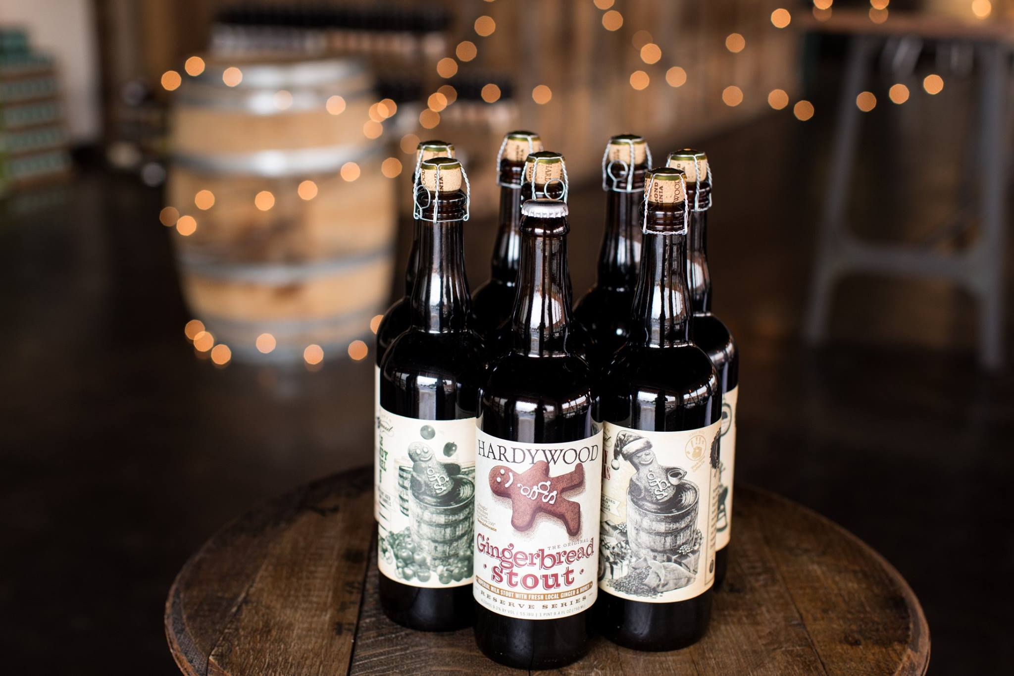 Hardywood Gingerbread Stout, Holiday Beers, Richmond