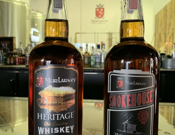 MurLarkey Distilled Spirits' Distribution Expands