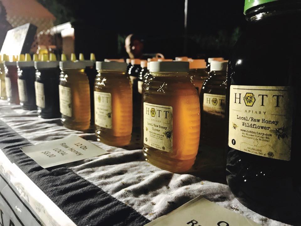 Hott honey