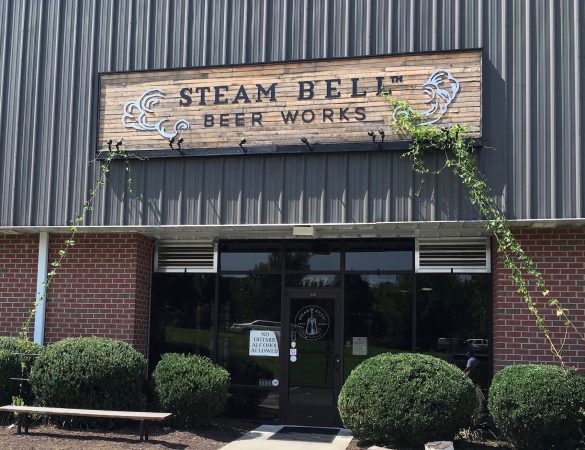 Brewer Follows Dream with Steam Bell Beer Works