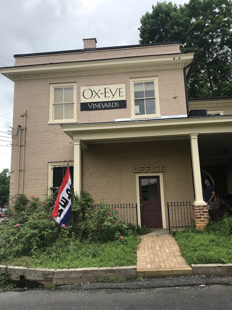 Ox-Eye Vineyards, Staunton