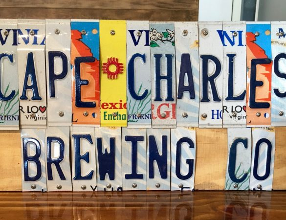 Cape Charles Brewing Pairs Craft Beer and Bites