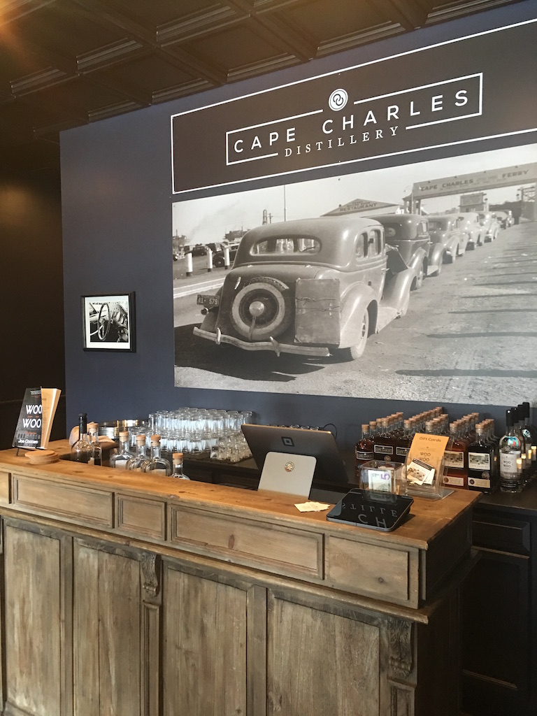 Cape Charles Distillery