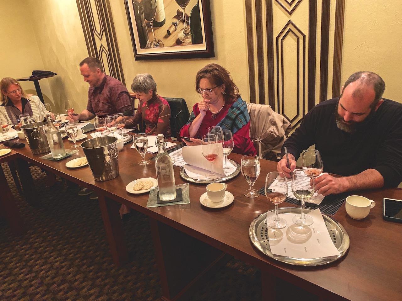 Savor Wine Classic Critics